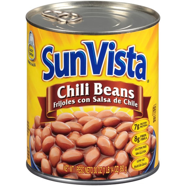 Sun Vista Chili Beans 30oz