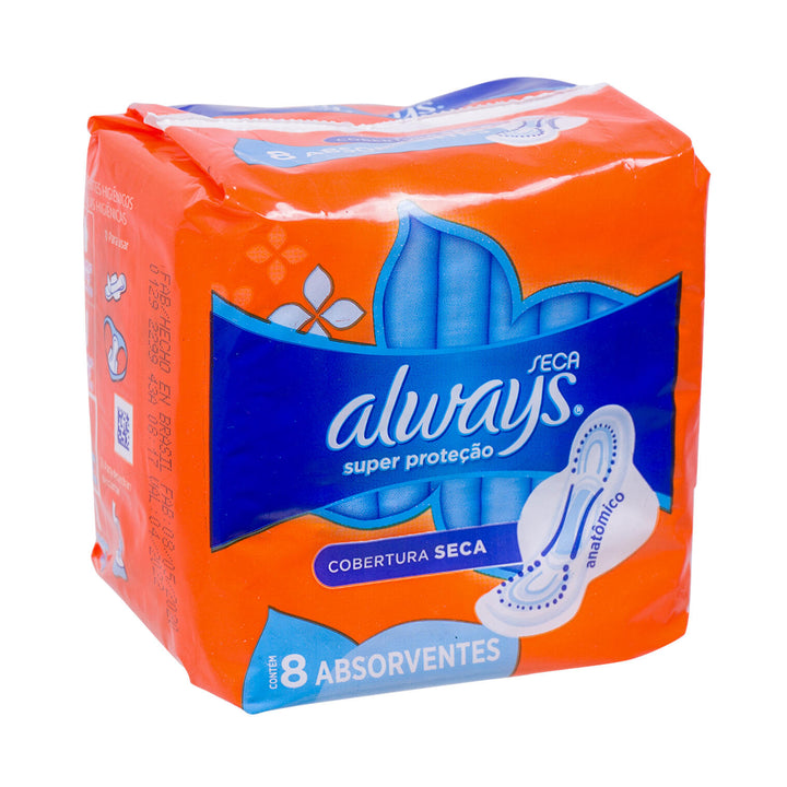 Always-8ct Regular Pads
