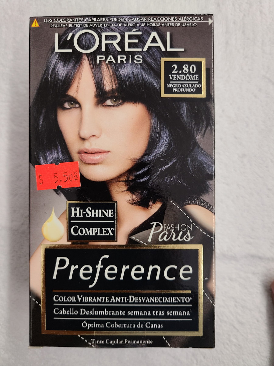 Loreal Paris Womens Hair Color Kit