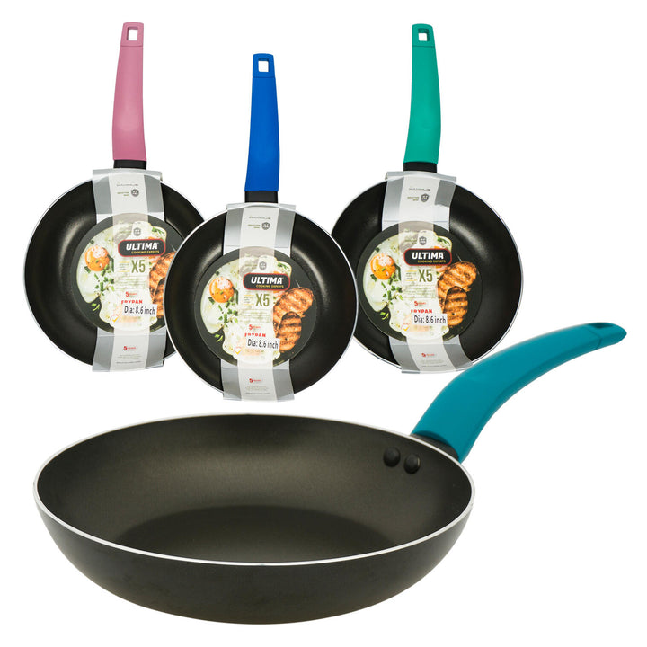 Non-Stick Coating Fry Pan Variety of Sizes