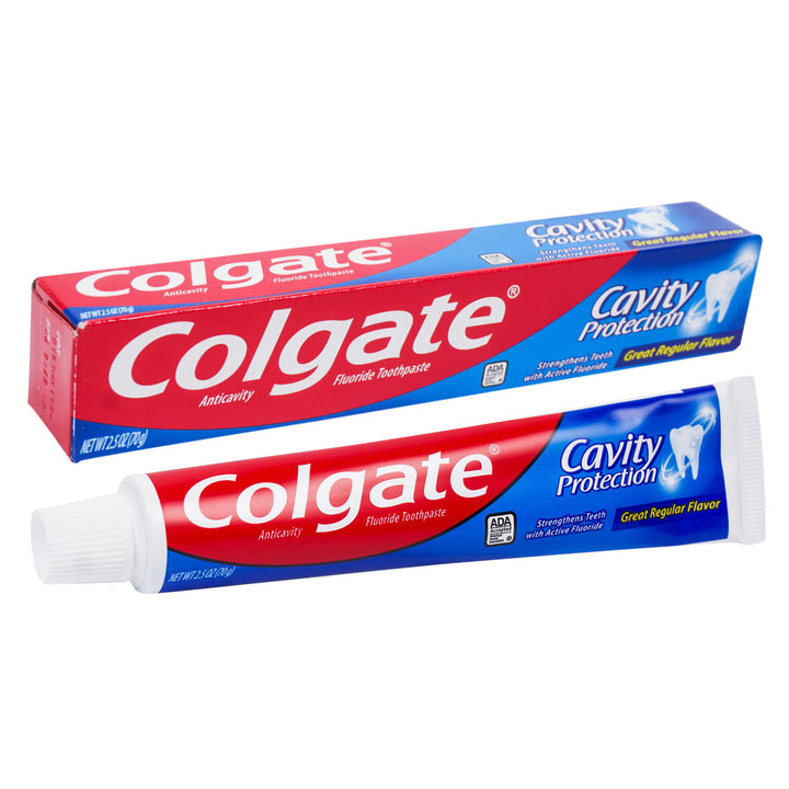 Colgate Cavity Protection Toothpaste - 2.5oz