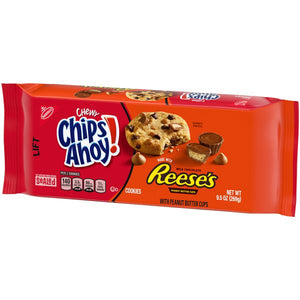 Nabisco Chips Ahoy Different Types  9.5oz
