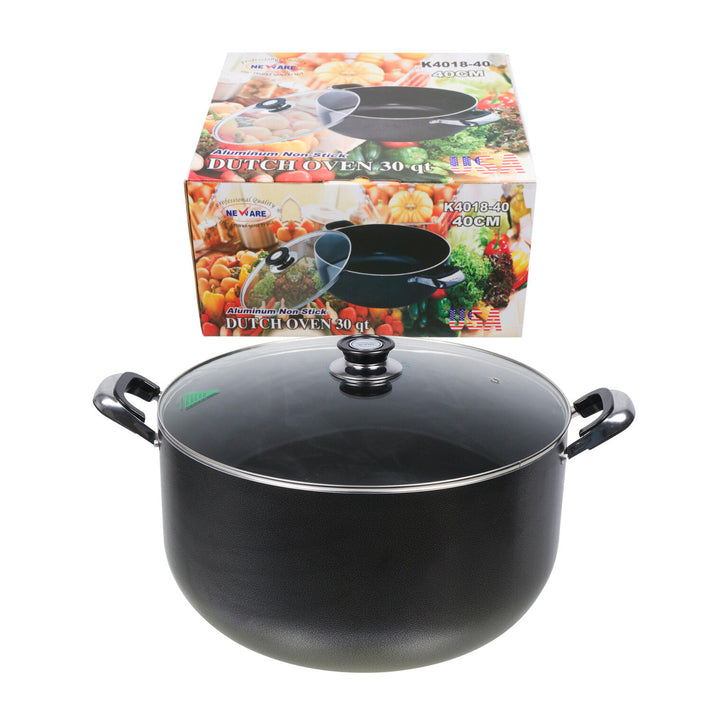 Heavy Guage Stock Pot W/ Lid Variety of Sizes