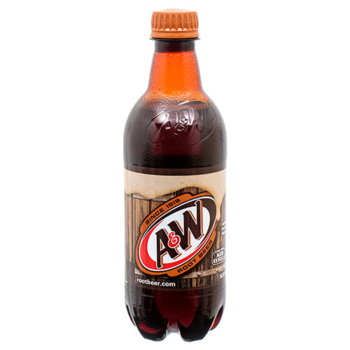A&W ROOT BEER 16.9 OZ