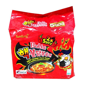 Samyang Ramen Pouch Different Sabores 4.94oz