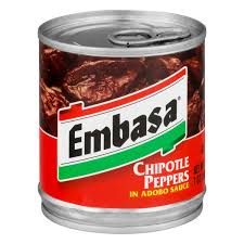 Pimientos Chipotle Embasa 7oz
