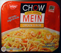 Nissin Chow Mein Many Types  4oz