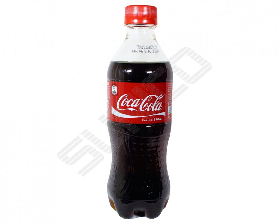 Coca Cola Original Pet Bottle 390ml