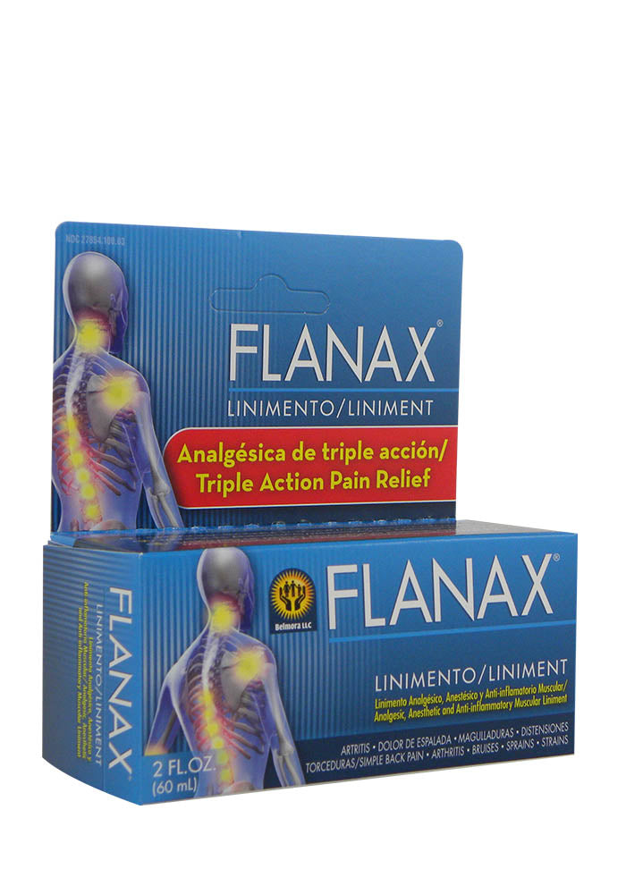 Flanax Variety of Pain Reliever
