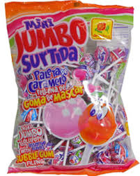 Mini Jumbo Assorted Pop