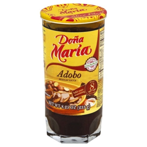 Doña Maria Mole Different Flavors 8.25oz