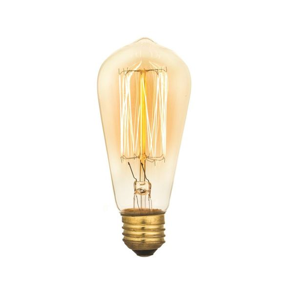 Original Thomas Edison Vintage Bulbs - Regular Size