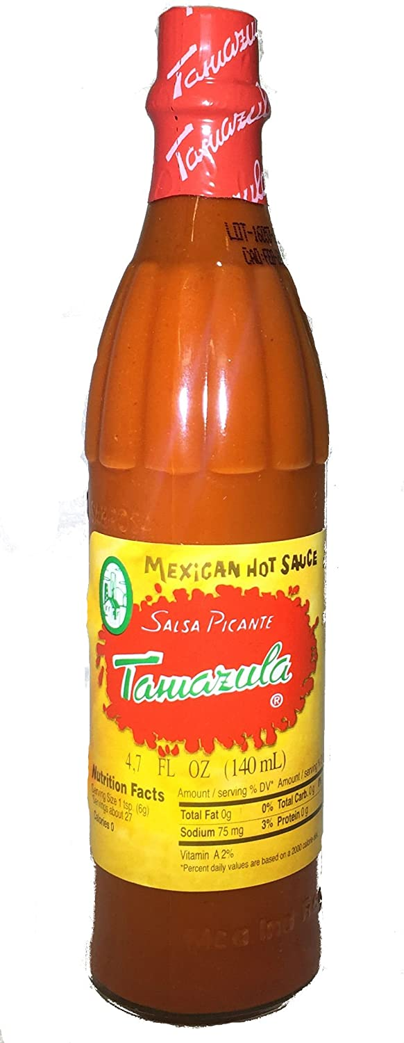 Tamazula Hot Sauce 4.7oz Variety of Flavors