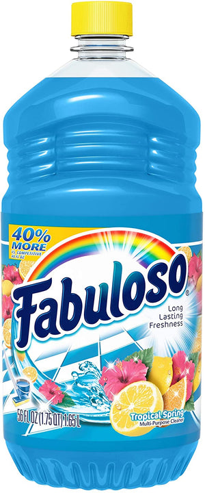 Fabuloso Multi Purpose Cleaning Liquid 56oz
