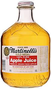 Martinelli Apple Juice 10oz