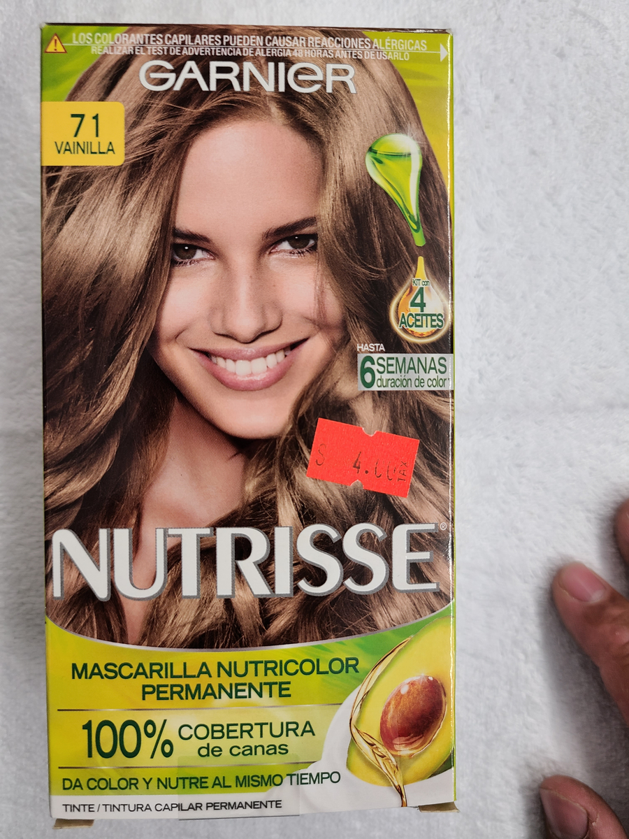Garnier Nutrisse Women's Hair Color Kit