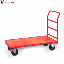 Flat Carts for Warehouse or Store