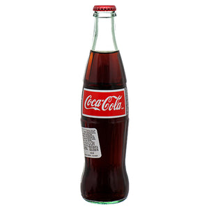 Mexico COCA COLA 355ML GLASS