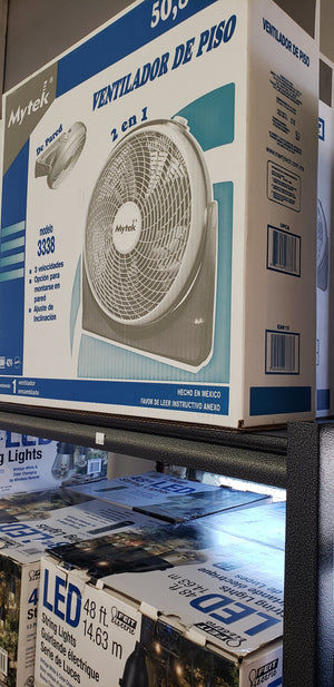 "Elite 20"" Floor Fan"