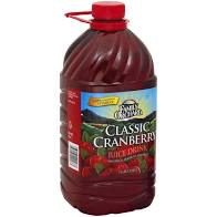 Family Orchard Cranberry Juice - 1 Gallon