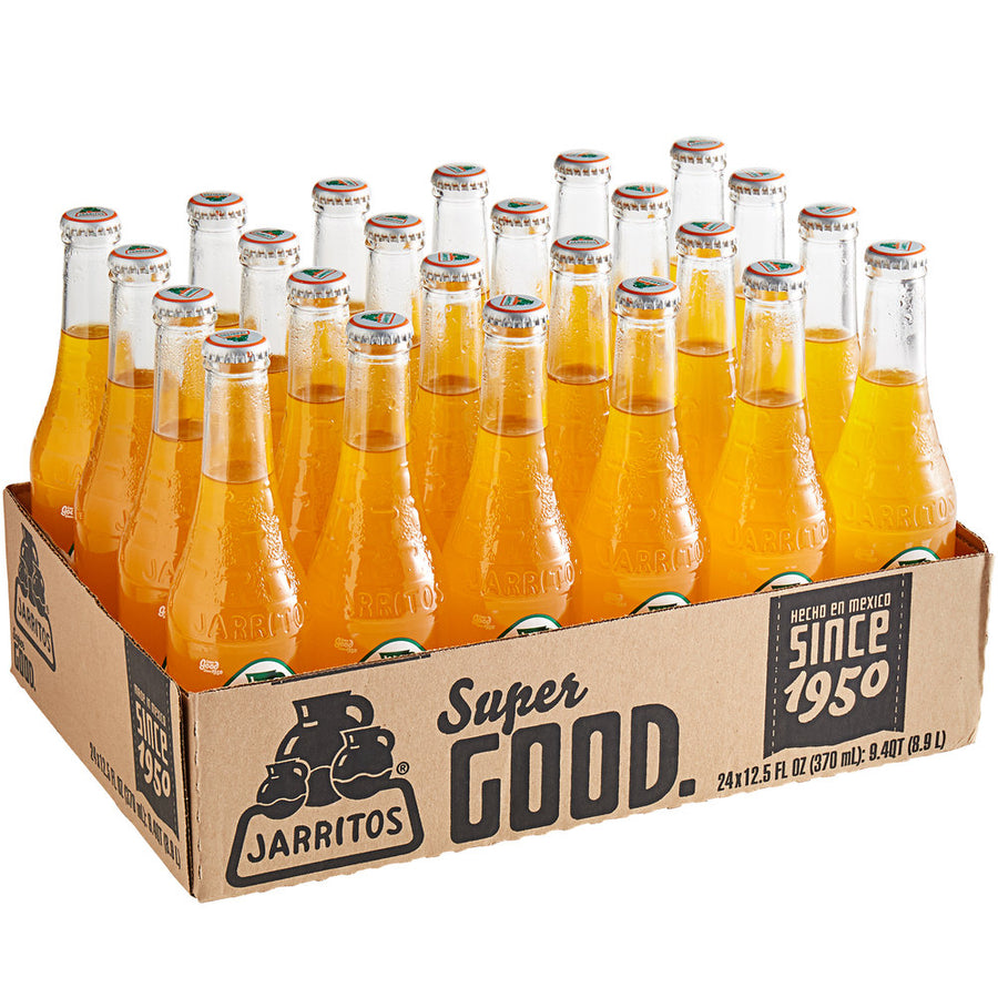 Jarritos 12.5 fl. oz. Mango Soda