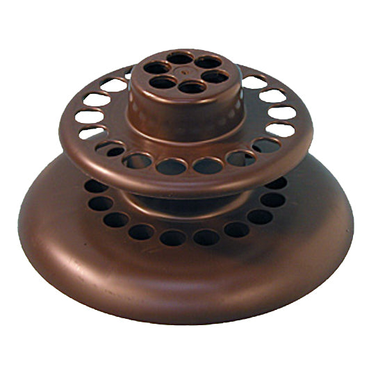 Broom Holder Display - Brown
