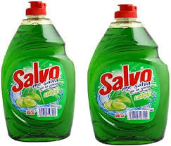 SALVO Limón Dish Cleaner