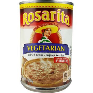 Beans Vegetable Refried 16oz
