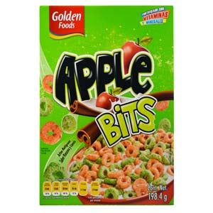 Cereal Apple Bits, 7oz