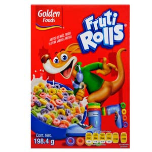 Cereal Fruit Rolls, 7oz