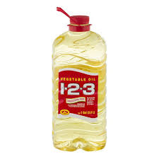 123 VEGETABLE OIL 1 Gallon