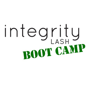 Integrity Lash Boot Camp