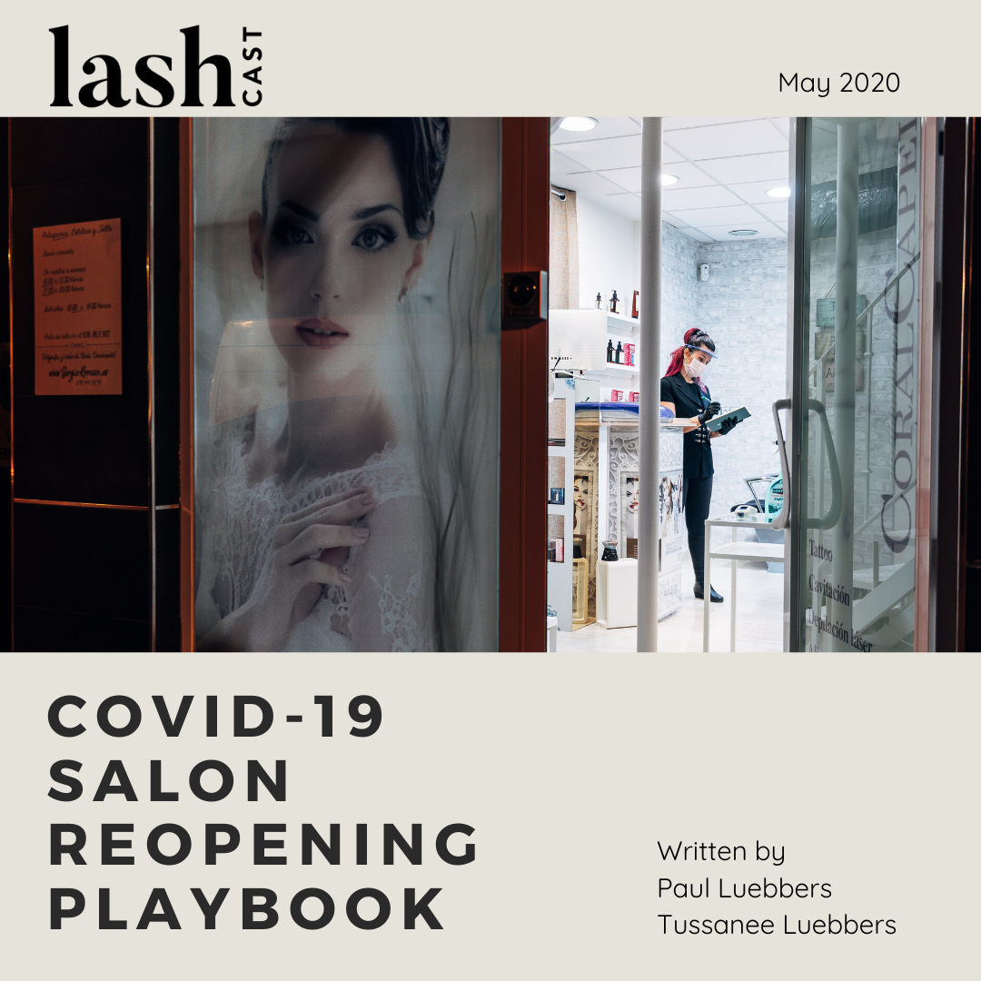 Covid-19 Salon Reopening Playbook