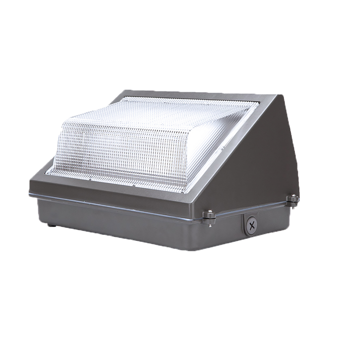 LED Wall Pack, 100W LED Module, 120-277V, 5000K - LEDGeeks