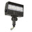 Flood Light, 20W LED Module, 120-277V, 5000K, with Photocell, Brown - LEDGeeks
