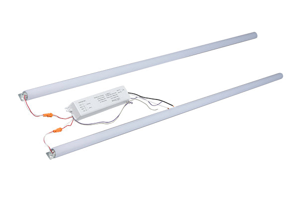 Magnetic Strip, 4ft, 42W LED Module, 120-277V, 3500K - LEDGeeks