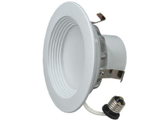 "Down Light Retrofit, 8"", 22W LED Module, 120-277V, 3500K - LEDGeeks"