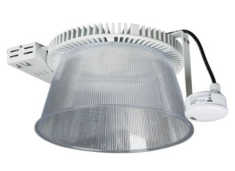 "High Bay Pro Classic, with Acrylic Reflector, 16"", 102W LED Module, 100-277V, 4000K - LEDGeeks"