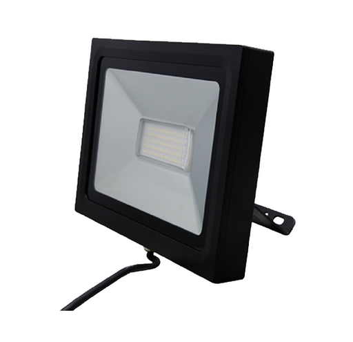 LED Flood Light, 10W LED Module, 120-277V, 5000K - LEDGeeks