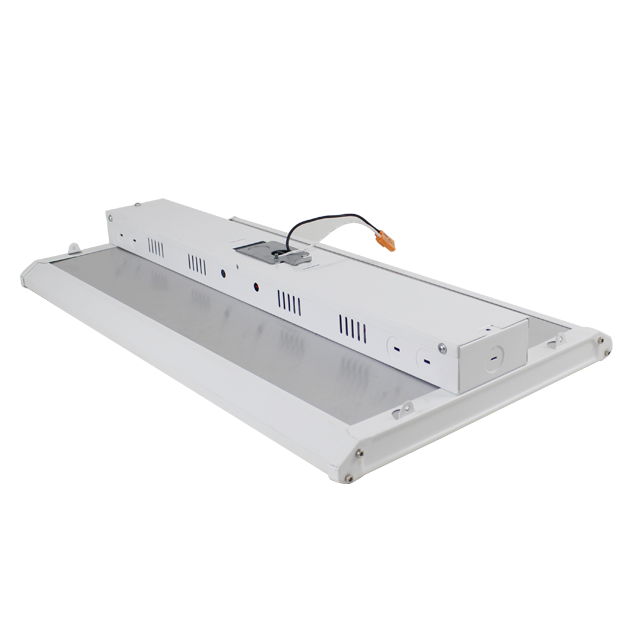 "LED Infinity Linear High Bay, 24"", 100W LED Module, 5000K - LEDGeeks"