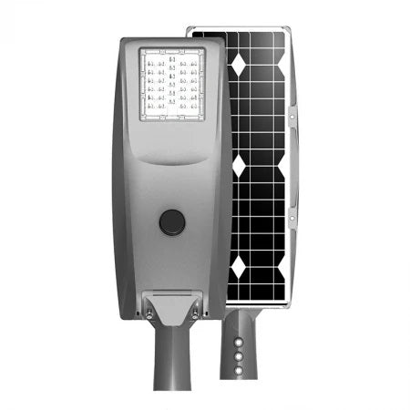 Solar LED Street Light With Motion 50W - LEDGeeks