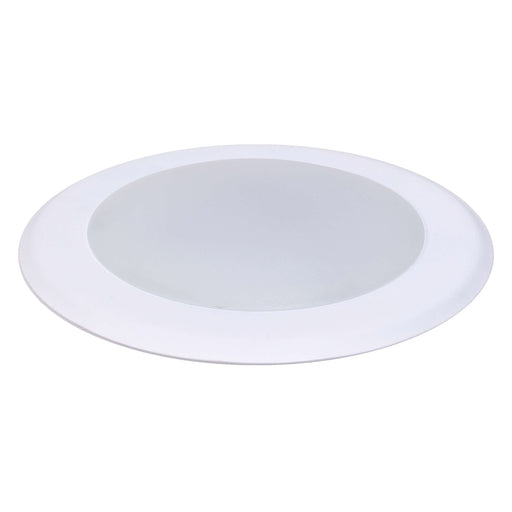 "Recessed/Surface Mount LED Disk Light, 6"", 15W LED Module, 120V, 3000K, Oil Rubbed Bronze"
