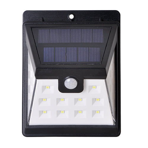 Maval Solar Sensor Wall Light