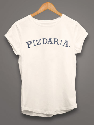 Pizdaria Women Tee - Off White