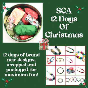 12 Days of SCA Advent Package