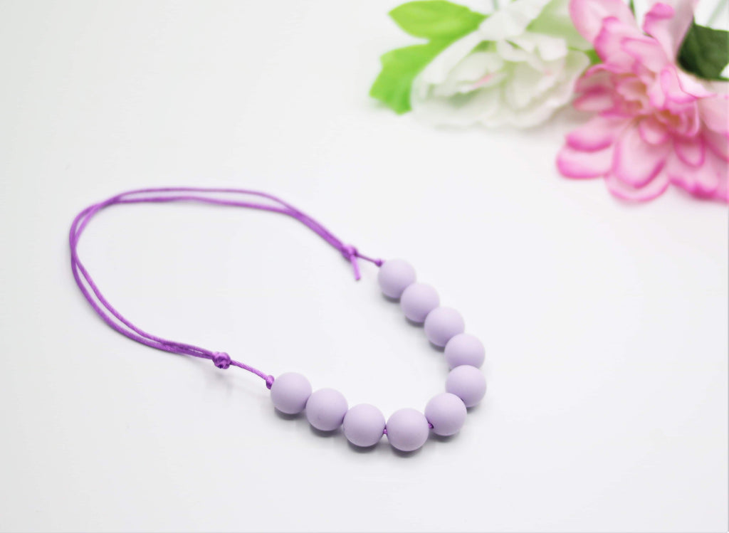 Lavender Solid Teether