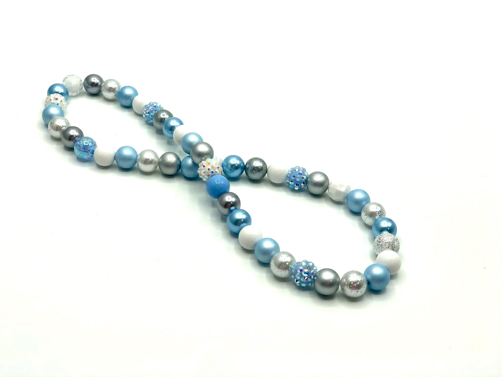 Ice Queen Simply Stretchy Necklace