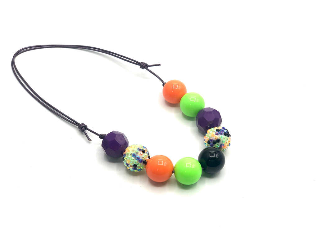 Bright Fright Necklace