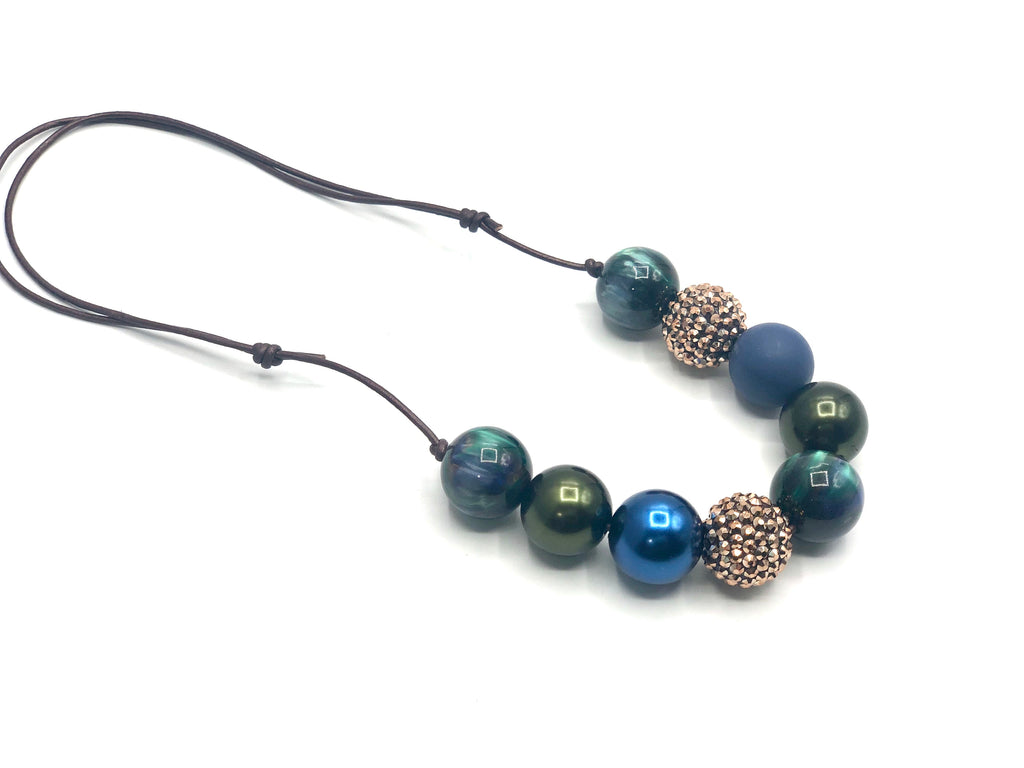 Forest Jewels Necklace