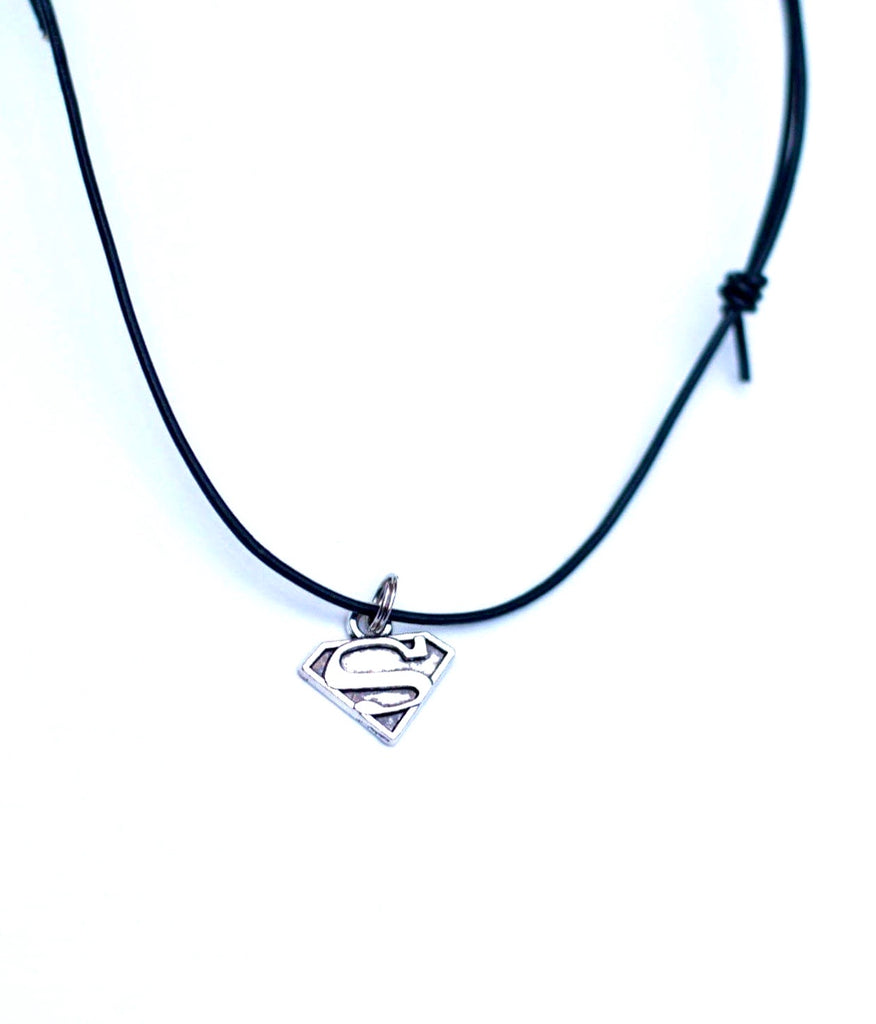 Boy Pendant Superman